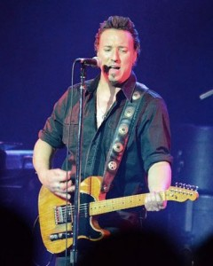 Bruce In the USA Charity Drive for Cancer Can Rock
