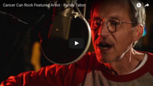Cancer Can Rock Featured Artist – Randy Tabor